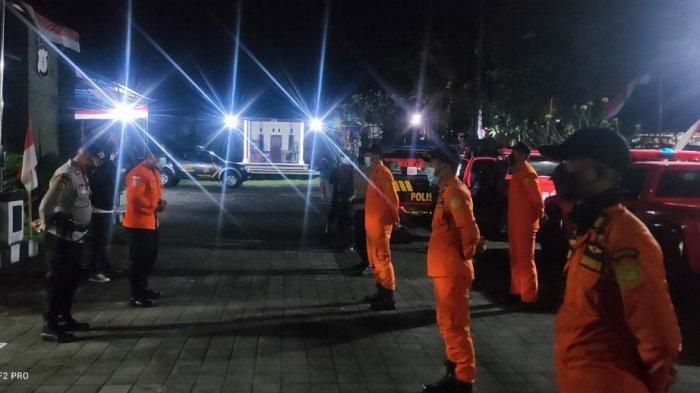 Seorang WNA Dilaporkan Tersesat di Gunung Sanghyang, Basarnas Bali Lakukan Pencarian