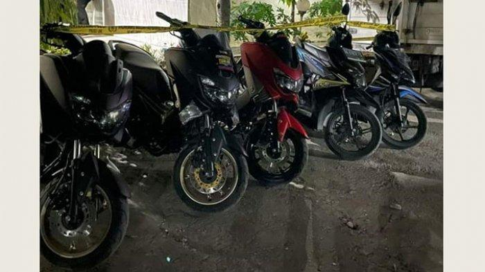 Lolos Balap Liar di Ubud, 9 Pemuda di Bawah Umur Terjaring di Sukawati