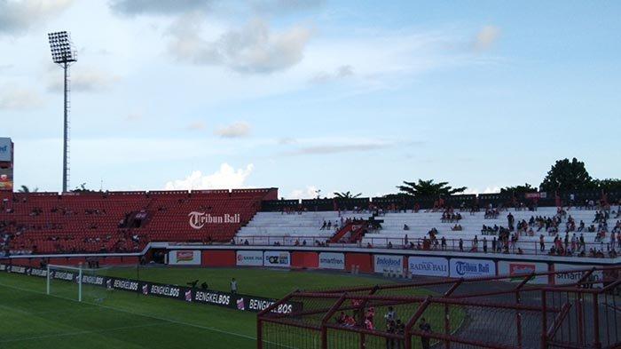 Banyak Kursi Kosong, Laga Bali United vs Madura United di Stadion Dipta Sepi Penonton