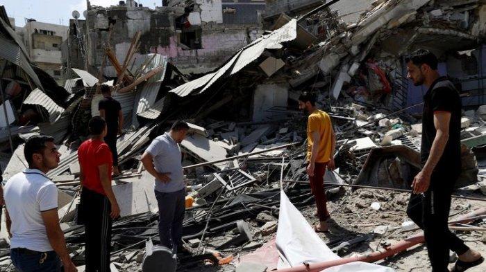 10 Fakta & Kronologi Konflik Israel-Palestina, dari Masjid Al-Aqsa Diserang hingga Gencatan Senjata