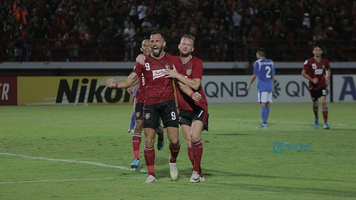 Peluang Bali United di Piala AFC 2021, Teco: Hanya Tiga Match, Harus Berjuang untuk Lolos