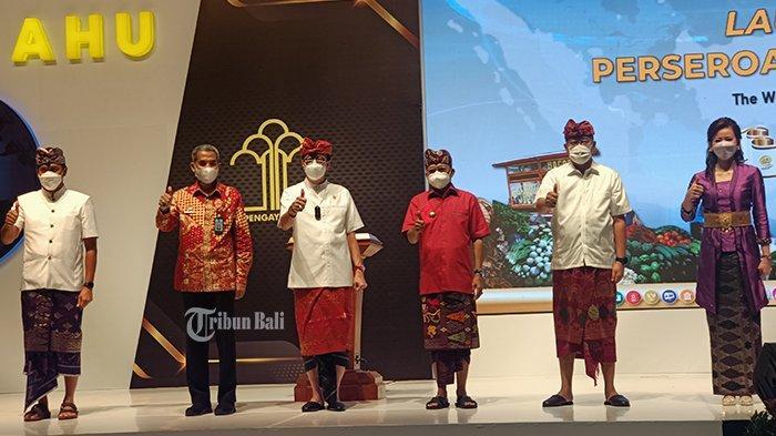 Menkumham Yassona Launching Aplikasi Perseroan Perorangan di Bali, Harapkan Jadi Kebangkitan UMKM