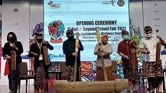 Gelaran Bali and Beyond Travel Fair 2021 Targetkan Potensi Transaksi Capai Rp3,7 Triliun