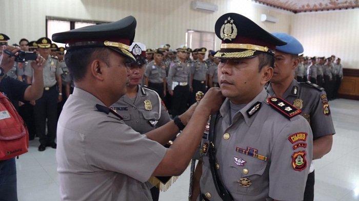 Pergantian Wakapolresta Denpasar, AKBP Benny PramonoPindah ke BIN Bali