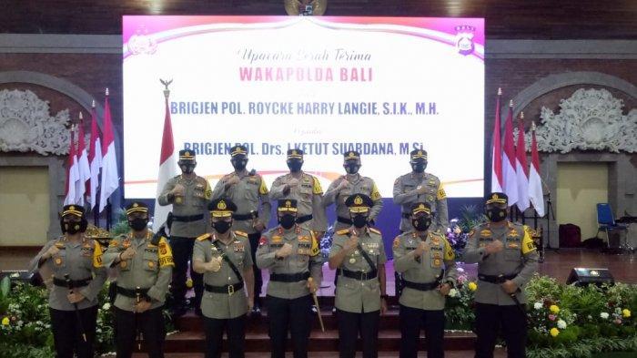 Sertijab Wakapolda Bali, Selamat DatangBrigjen Pol Ketut Suardana, Resmi 2 Putra Bali Pimpin Polda