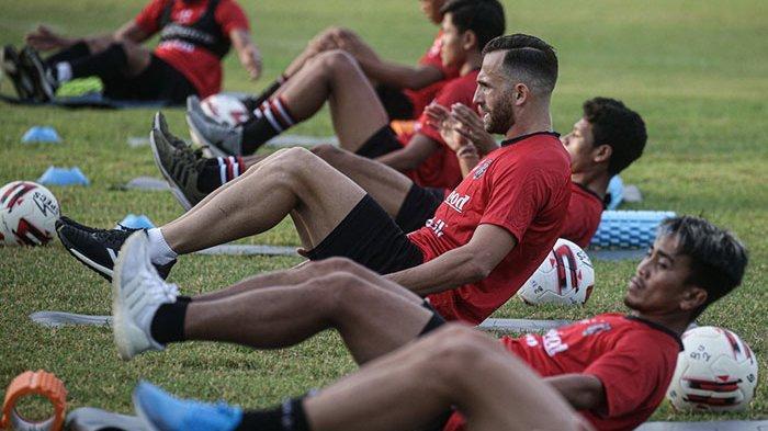 Timnas U-23 Vs Bali United - Usai Bertanding Serdadu Tridatu Akan Balik, Sosok Ini Tetap di Jakarta