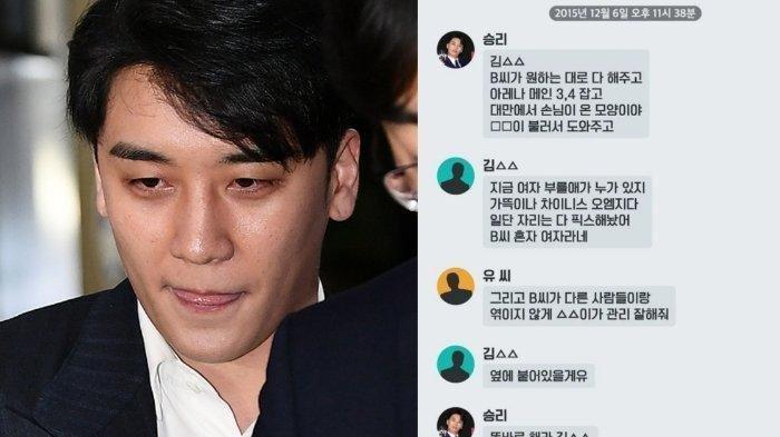 Saham 5 Perusahaan Hiburan Korea Ini Terjun Bebas Karena Skandal Seks Sungri