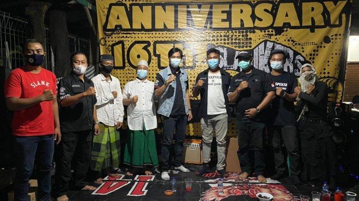 Rayakan Anniversary ke-16, SFC Pulau Dewata Gelar Kegiatan Bakti Sosial dan Kampanyekan Tidak Mudik