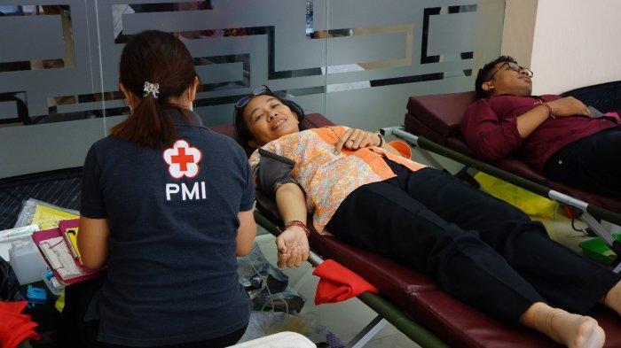 Menyambut Valentine's Day, SGB Bali Bagikan Sejuta Kasih Sayang Melalui Kegiatan Amal Donor Darah