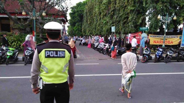 Shalat Ied di Klungkung Dipusatkan di Masing-Masing Masjid, Penerapan Prokes Jadi Fokus Perhatian