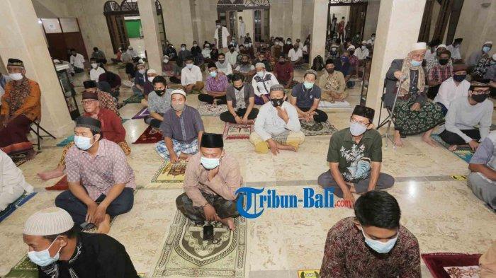 KEUTAMAAN Shalat Tarawih Hari Pertama hingga Terakhir Bulan Ramadhan, Pahala Layaknya Mati Syahid