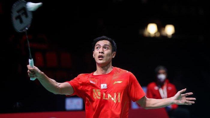 Hasil Lengkap Thomas Cup 2020: Jonatan Christie Tumbang, Shesar Rhustavito Selamatkan Indonesia
