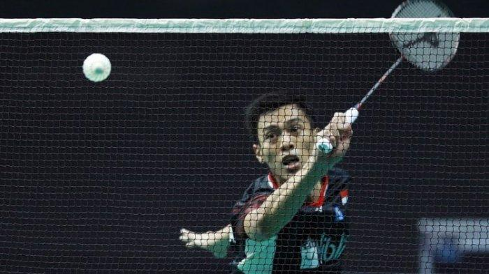 Respons Shesar Usai Berhasil Bawa Indonesia Juara Grup di Piala Thomas 2021, Akui Tampil Ngotot