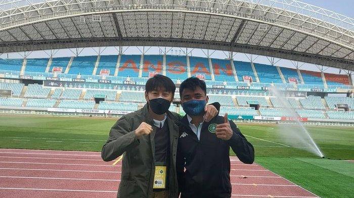 Terungkap, Tujuan Shin Tae-yong Tonton Langsung Pertandingan Asnawi Mangkualam di Ansan Greeners