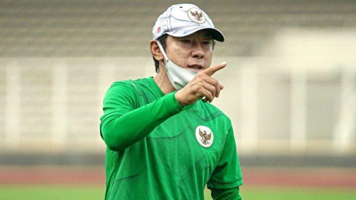 Ini Pesan Shin Tae-yong ke Skuad Garuda Jelang Duel Taiwan vs Timnas Indonesia Malam Nanti