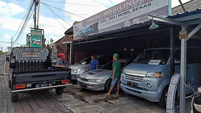 Mobil Pick Up Bekas Lebih Banyak Dicari di Tengah Pandemi Covid-19