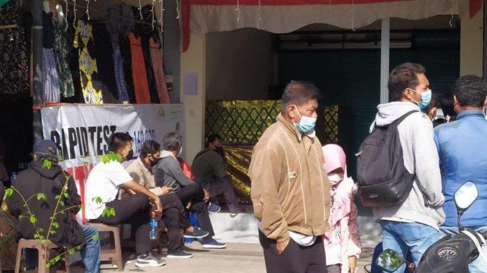 Klinik Rapid Test Antigen Menjamur di Pelabuhan Gilimanuk, Pemkab Jembrana Klaim Sudah Kantongi Izin