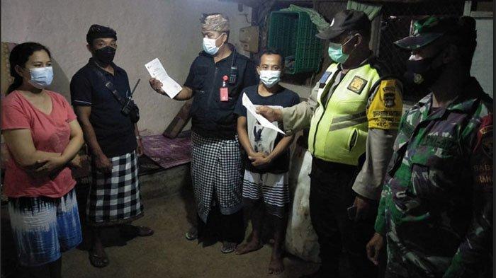 Sidak di Ubung Kaja Denpasar, 61 Penduduk Pendatang Diberi Pembinaan