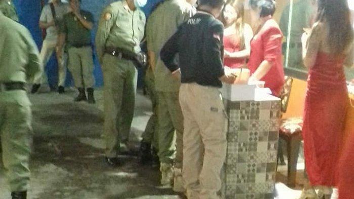 Sidak Kafe Remang-remang di Denpasar Bocor, Satpol PP Disambut Pagar Ayu dan Ucapan Terima Kasih