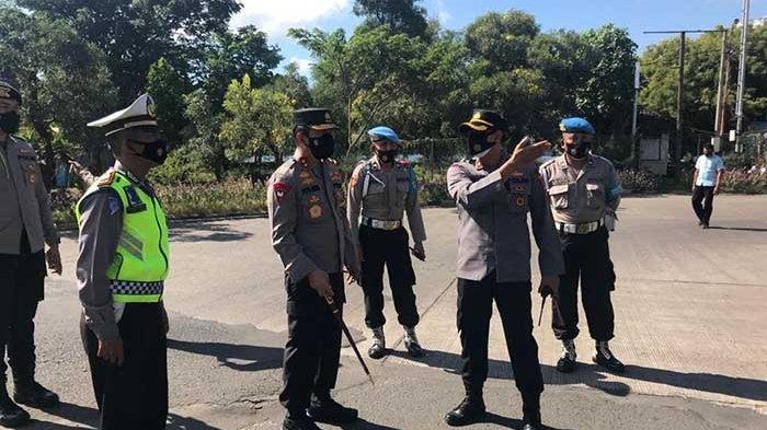 Kapolda Bali Sidak ke Gilimanuk, Kapolres Jembrana: Kapolda Memastikan Tugas Anggotanya
