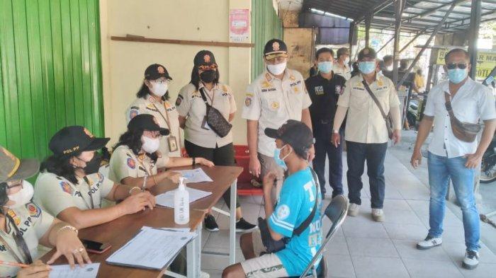 Mutasi Covid-19 Varian Baru Ada di Denpasar, Kasatpol PP: Jangan Lagi Marah Kena Denda Masker