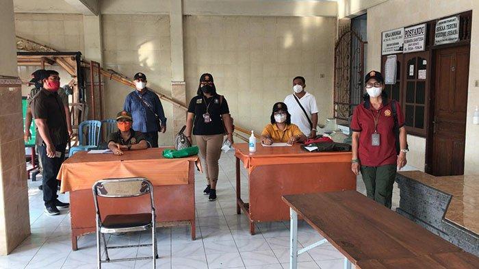 Sidak di Kelurahan Tonja Denpasar, 24 Pelanggar Prokes Terjaring dan 8 Orang Diantaranya Didenda
