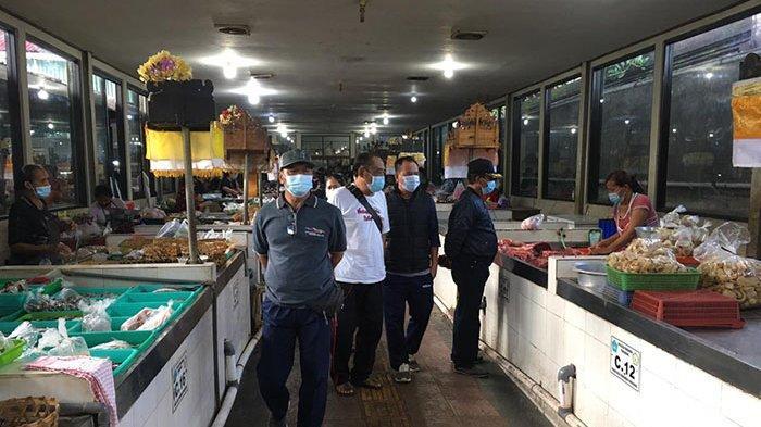 Sidak di 16 Pasar se-Denpasar Bali,38 Pelanggar Prokes Terjaring Termasuk Pedagang Maupun Pengunjung