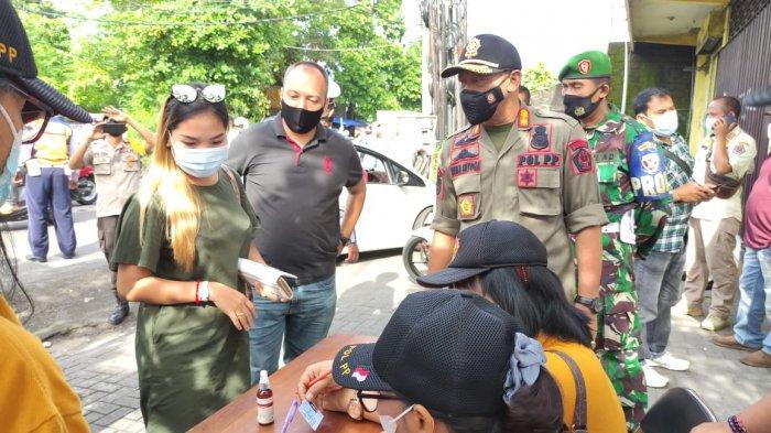 Masih Ada Pelanggar Prokes di Denpasar Bali, 13 Orang Terjaring Sidak Satpol PP