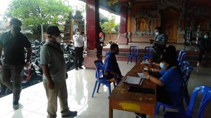 8 Pelanggar Prokes Terjaring di Hari ke-14 PPKM di Denpasar Bali, Sidak Digelar di Padangsambian