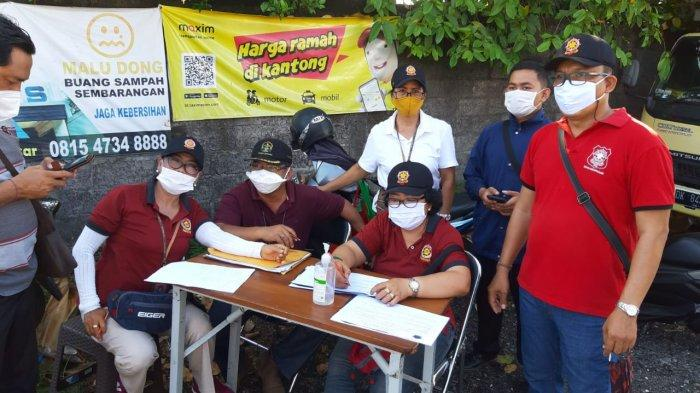 Sejak 7 September 2020, Satpol PP Denpasar Kumpulkan Rp 57,6 Juta Uang Denda dari Pelanggar Prokes