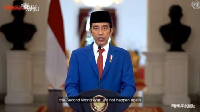 Jokowi Buka Suara Alasan RUU Cipta Kerja Dikebut di Tengah Pandemi