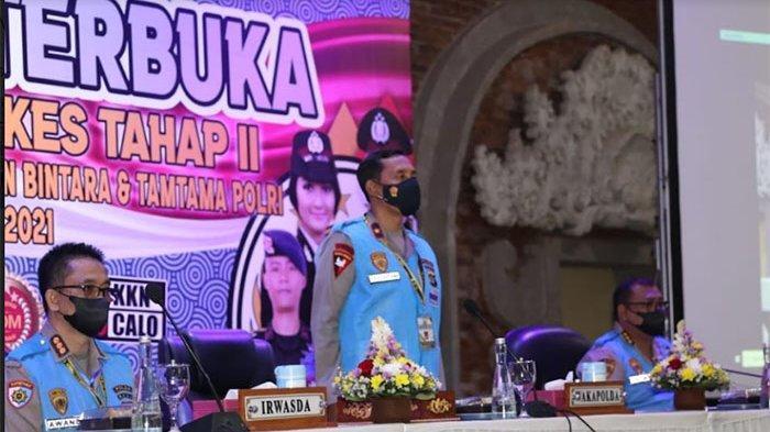 Polda Bali Gelar Sidang Terbuka Menuju Rikkes Tahap II, Calon Bintara dan Tamtama Capai 2.858 Orang