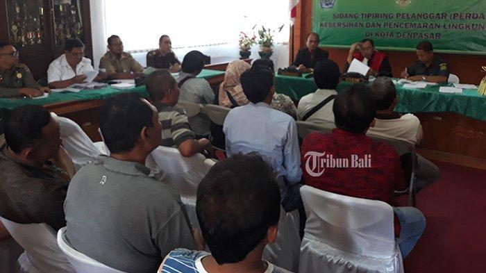 17 Pembuang Limbah ke Sungai Didenda Rp 2,5 Juta, Hakim Minta Dinas Tingkatkan Sosialisasi