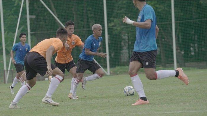 Gelandang Bali United Sidik Saimima Ungkap Tipikal Shin Tae-yong saat TC Timnas Indonesia