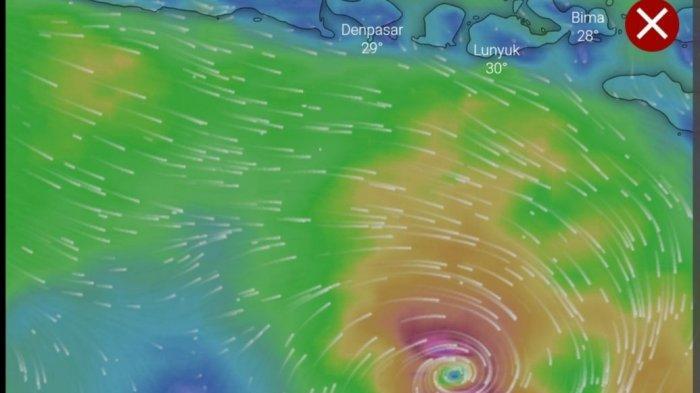 Peringatan Dini BMKG Jumat 9 April 2021: Bali Berpotensi Hujan, Kilat, dan Angin Kencang