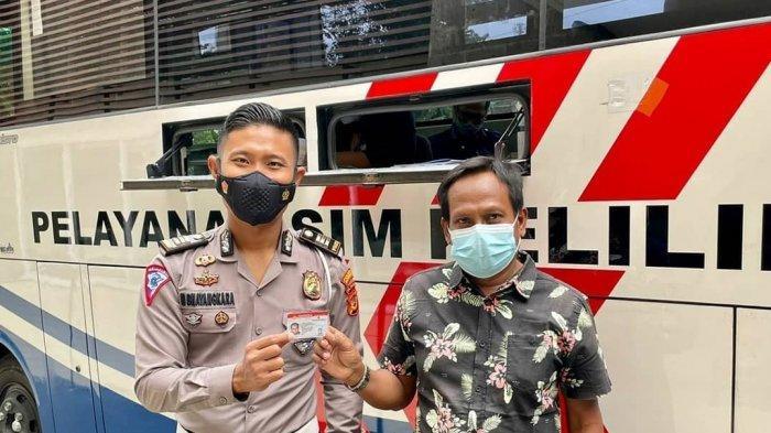 Pelayanan Perpanjangan SIM Polresta Denpasar Berlangsung Hari Ini di Area Parkir Plaza Renon