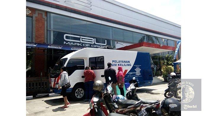 Biaya Memperpanjang dan Lokasi SIM Keliling di Badung