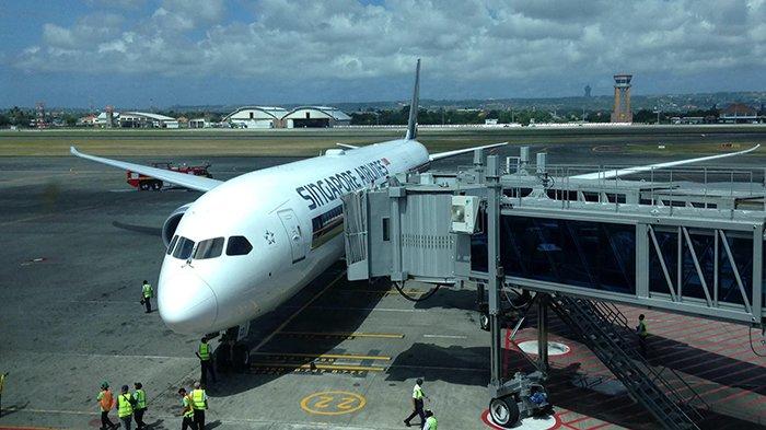 Pembukaan Rute Singapura-Denpasar Ditunda, Singapore Airlines Sampaikan Permohonan Maaf