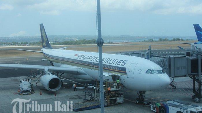 RENCANA Penerbangan Singapore Airline ke Bali Mulai 4 Mei 2021 Ditunda!