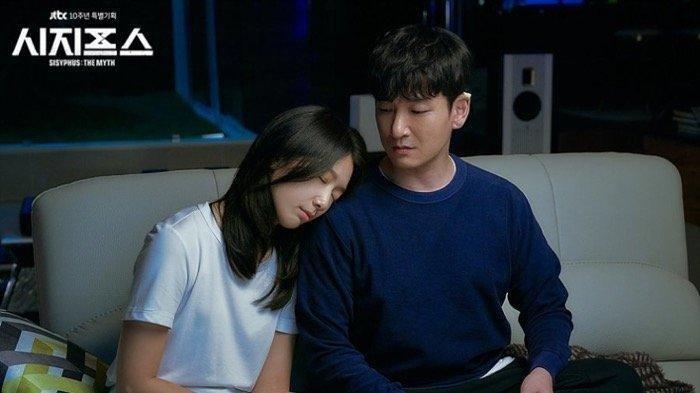 Sinopsis Drakor Sisyphus The Myth Episode 5, Han Tae Sul dan Seo Hee Terjun ke Sungai Hangang