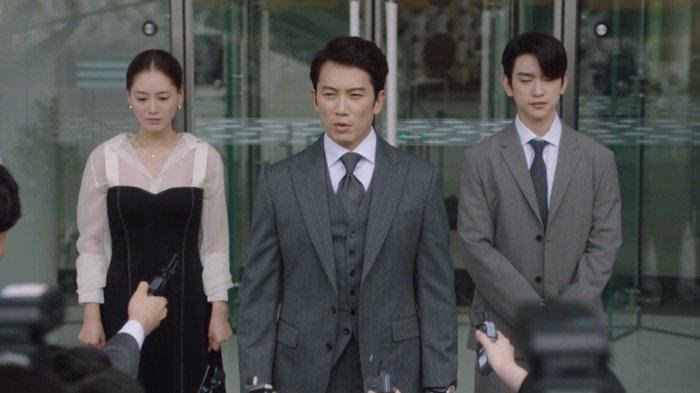 Sinopsis Drama Korea The Devil Judge Episode 14, Kang Yo Han Memancing Juk Chang