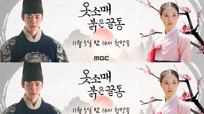 SINOPSIS Drama Korea The Red Sleeve Cluff, Dibintangi Lee Se Young dan Junho, Siap-siap Streaming!