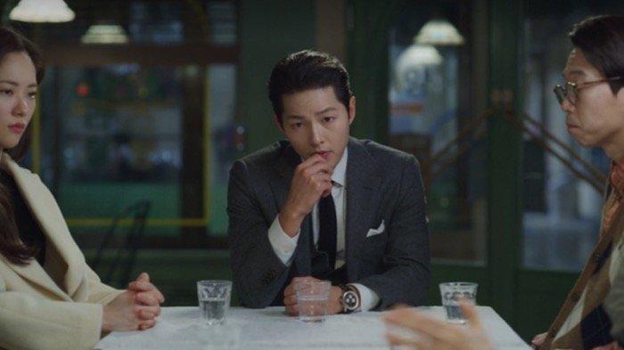 Sinopsis Drama Korea Vincenzo Episode 10, Jang Jun Woo & Jang Han Seo Merencanakan Balas Dendam