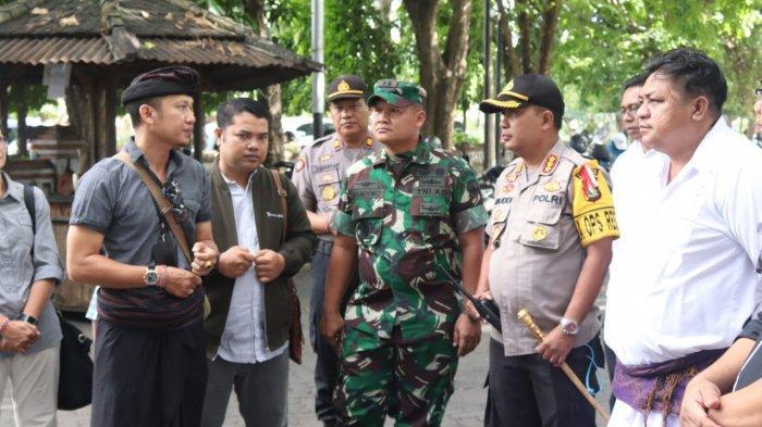 Kapolresta Denpasar Yakin Situasi di Bali Aman dan Kondusif Pasca Pemilu 2019