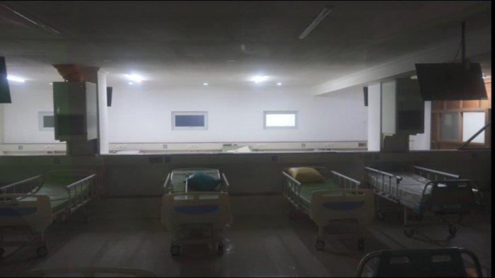 Ruang Isolasi di RSUD Klungkung Mulai Banyak Kosong