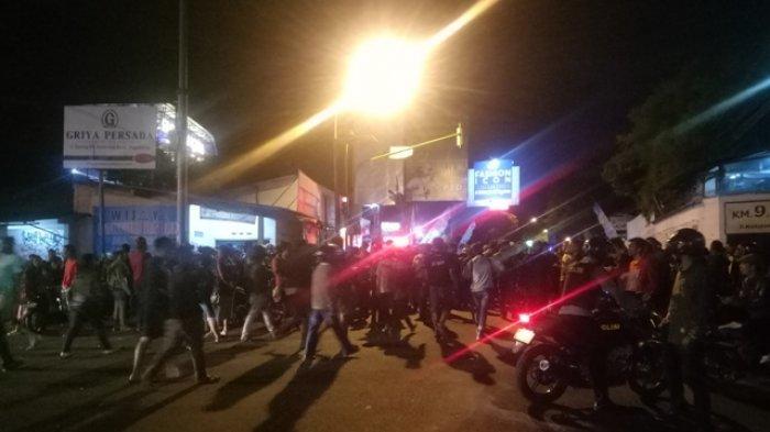 2 Anggota Densus 88 Alami Luka Bacok Saat Tangkap Terduga Teroris di Jalan Kaliurang