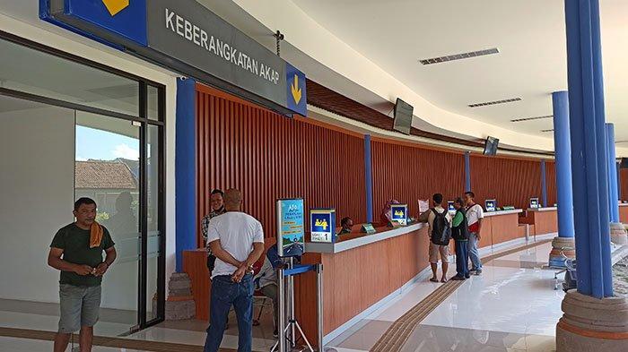 Puncak Keberangkatan Penumpang Melalui Terminal Mengwi Badung Diprediksi Terjadi pada 2 Mei Kemarin