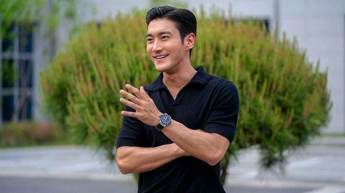Siwon Super Junior Promosi Channel YouTube Pakai Bahasa Indonesia