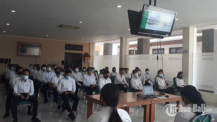 Putu Jayni Belajar 10 Bulan untuk Persiapan SKD CPNS Kota Denpasar, Kepala BKPSDM Khawatir Ada Calo
