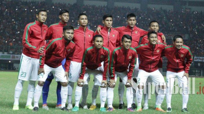 CATAT! Ini Jadwal Pertandingan Timnas U-22 Indonesia di Sea Games 2017